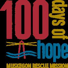 100 Days of Hope Logo