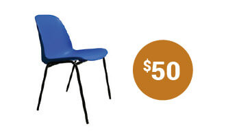 Stackable Chair $50