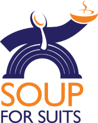 Soup for Suits Logo