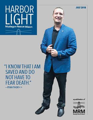 Harbor Light July 2018 Cover