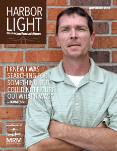 Harbor Light November 2018 Cover