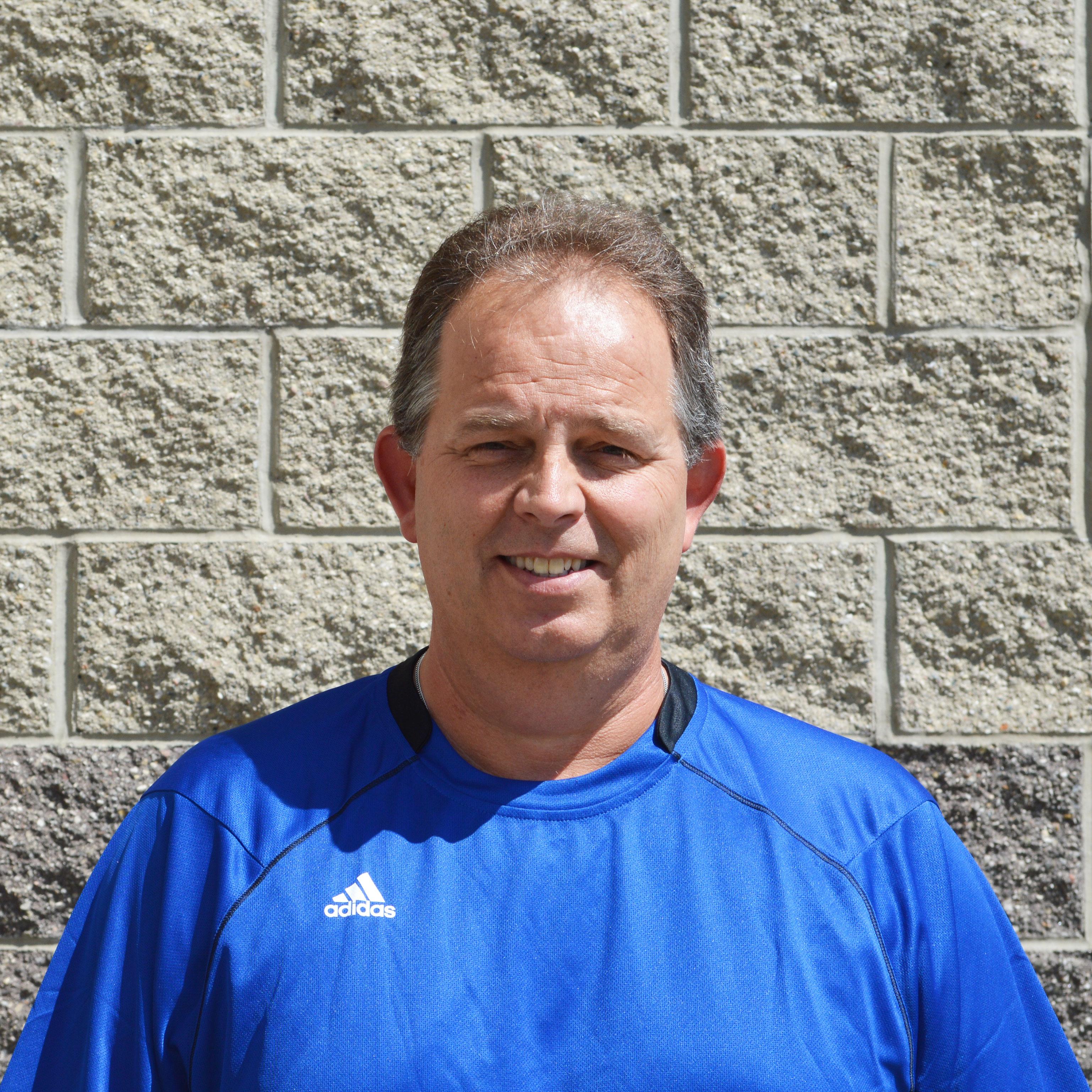 Muskegon Rescue Mission Team Member Chris Thompson Portrait