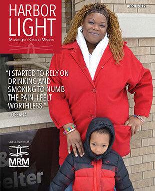 Harbor Light April 2019 Cover Image