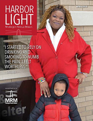 Harbor Light April 2019 Cover Image