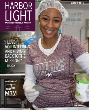 Harbor Light August 2019 Cover Image